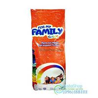 Стиральный Порошок Для Цветного Белья Family Сolor 10 Кг
