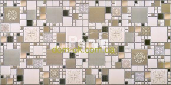 ПВХ панель Регул Модерн оливковый - МО 2 ПВХ панель Модерн оливковый - МО 1