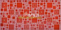 ПВХ панель Регул Палитра кармин - ПК4, фото 1