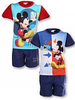 Пижама для мальчиков Mickey оптом, 3-8 лет