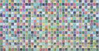 ПВХ панель Регул Мозаика Античность зеленая  - 101- З, фото 1