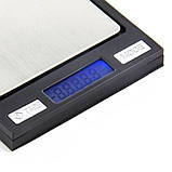 Весы цифровые Pocket Scale MD-100 (±0,01-100 г) Mini Disk Series, фото 2