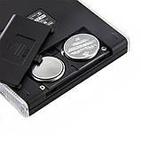 Весы цифровые Pocket Scale MD-100 (±0,01-100 г) Mini Disk Series, фото 3