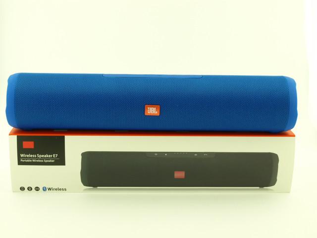 Портативная bluetooth блютуз колонка SPS JBL E7 джбл с радио МР3