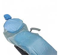 Чехол для стоматологического кресла одноразовый, водонепроницаемый
