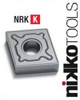 Твердосплавная токарная пластина CNMG120408-NRK сплав JC7020