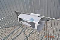 Пакетодержатель металлический бу, фото 1