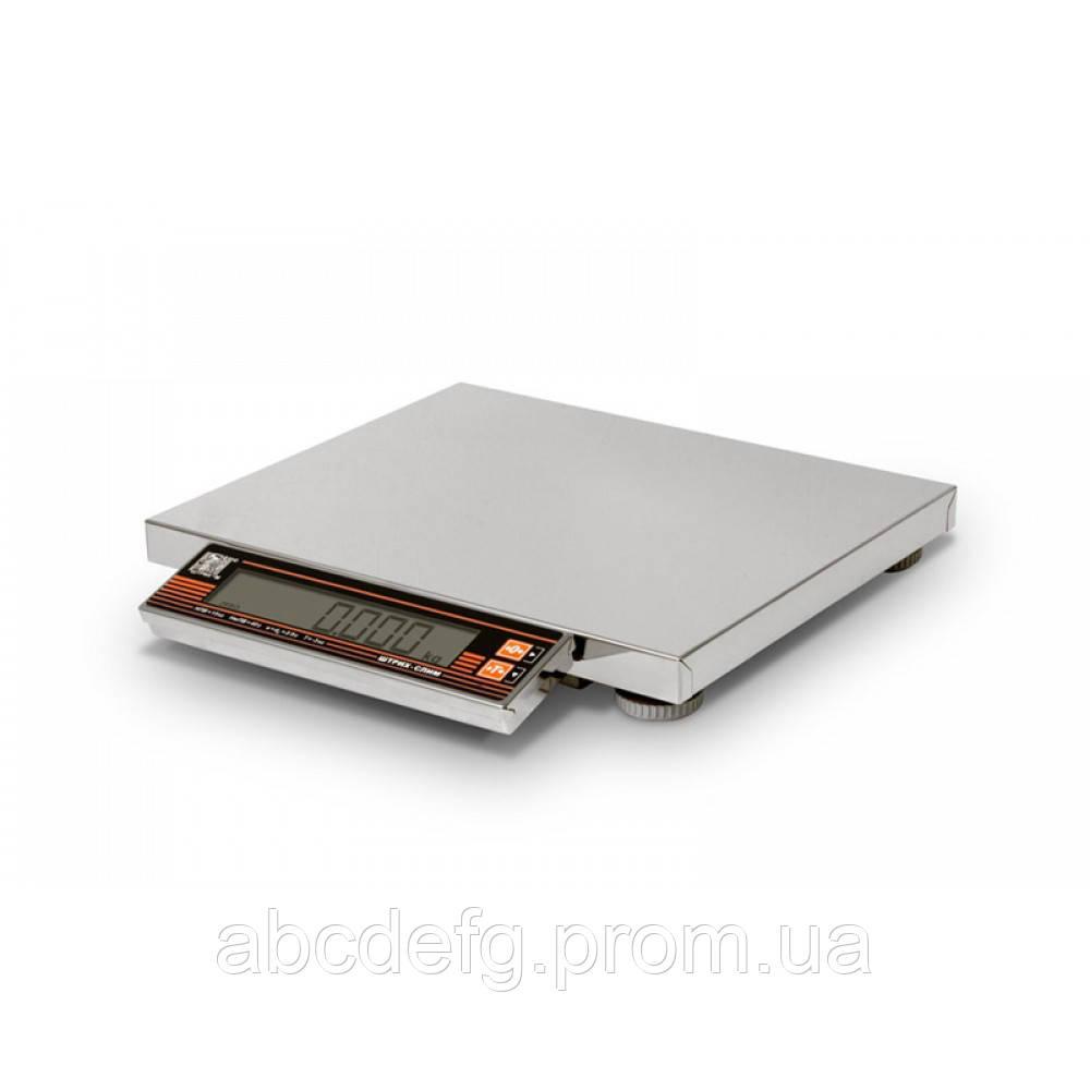 Весы настольные фасовочные Штрих-СЛИМ 200М 15-2.5 Д1Н