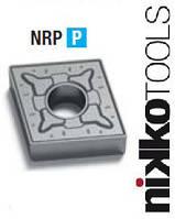 Твердосплавная токарная пластина CNMG190612-NRP сплав JC8035