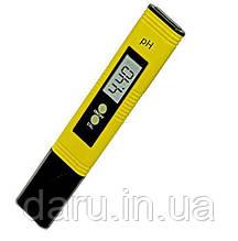 РН метер рН - 02 портативный измеритель кислотности с автокалибровкой (0.00-14.00 рН; 0.01рН; +-0.05рН)