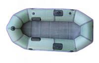 Надувная резиновая лодка Стриж с уключинами
