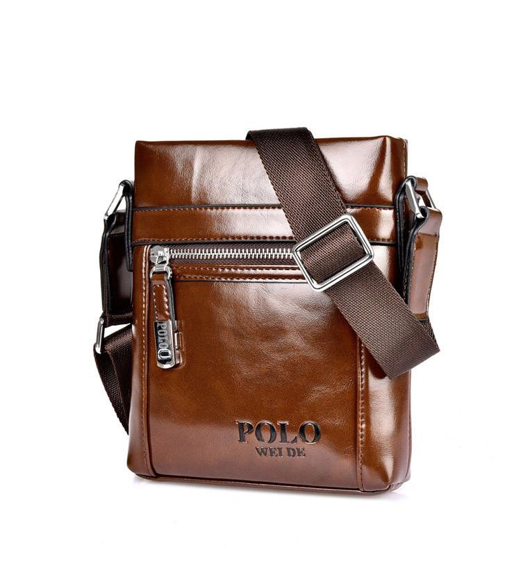 Мужская сумка на плечо Polo VRT
