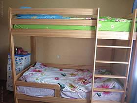 Двухярусная кровать 1