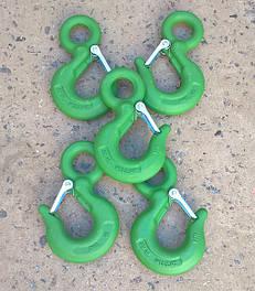 Крюки DIN 689 крановые (чалочные)