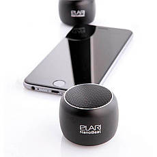Колонка Elari Nanobeat Bluetooth TWS Black (ELNB1BLK), фото 3