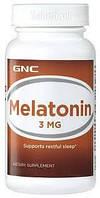 Мелатонин GNC Melatonin 3, 120 tabs