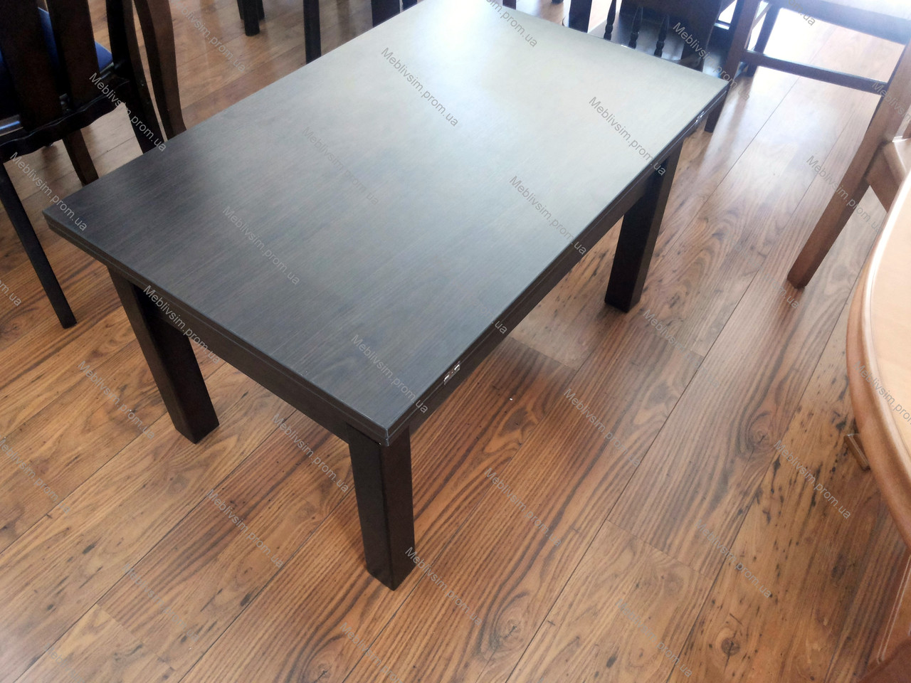 Кухонный стол трансформер Флай Fn , венге