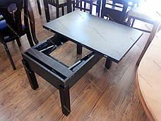 Кухонный стол трансформер Флай Fn , венге, фото 2