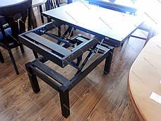 Кухонный стол трансформер Флай Fn , венге, фото 3