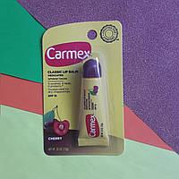 Бальзам для губ Carmex Вишня в тюбике, фото 1