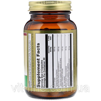Life Time, Комплекс Диосмин и Гесперидин, 60 капсул, фото 2