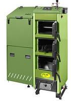 Твердотопливный котел  SAS SLIM  от 14 до 48 кВт (с автоматикой)