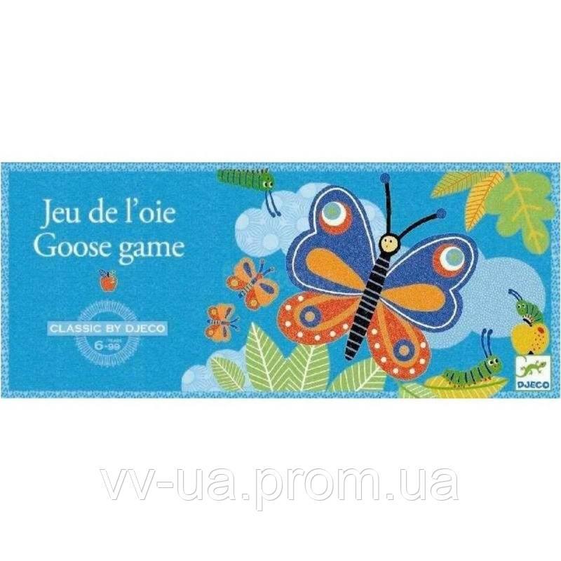Игра настольная Djeco Из гусеницы в бабочку (DJ05212)