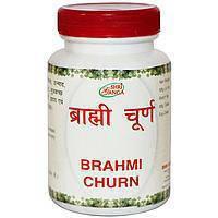 Брами — мозговой тоник, память, старение, Brami churna (100gm)