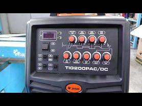 Аргонная инверторная сварка Jasic TIG 200p AC DC сварка алюминия (E101), фото 2