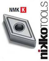 Твердосплавная токарная пластина DNMG150608-NMK сплав JС7010