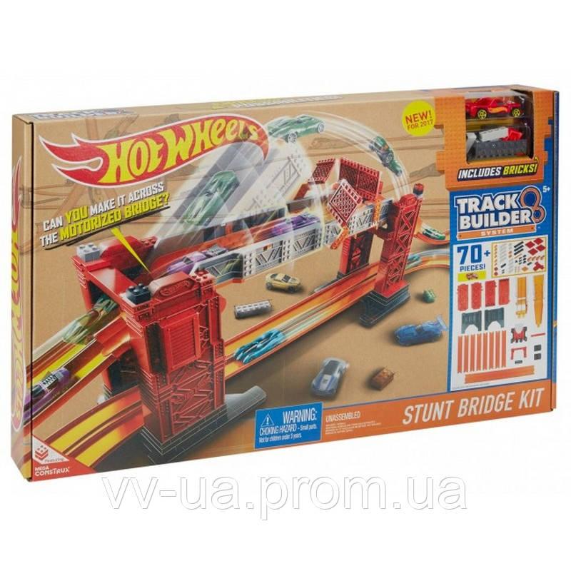 Игровой набор Hot Wheels Разводной мост