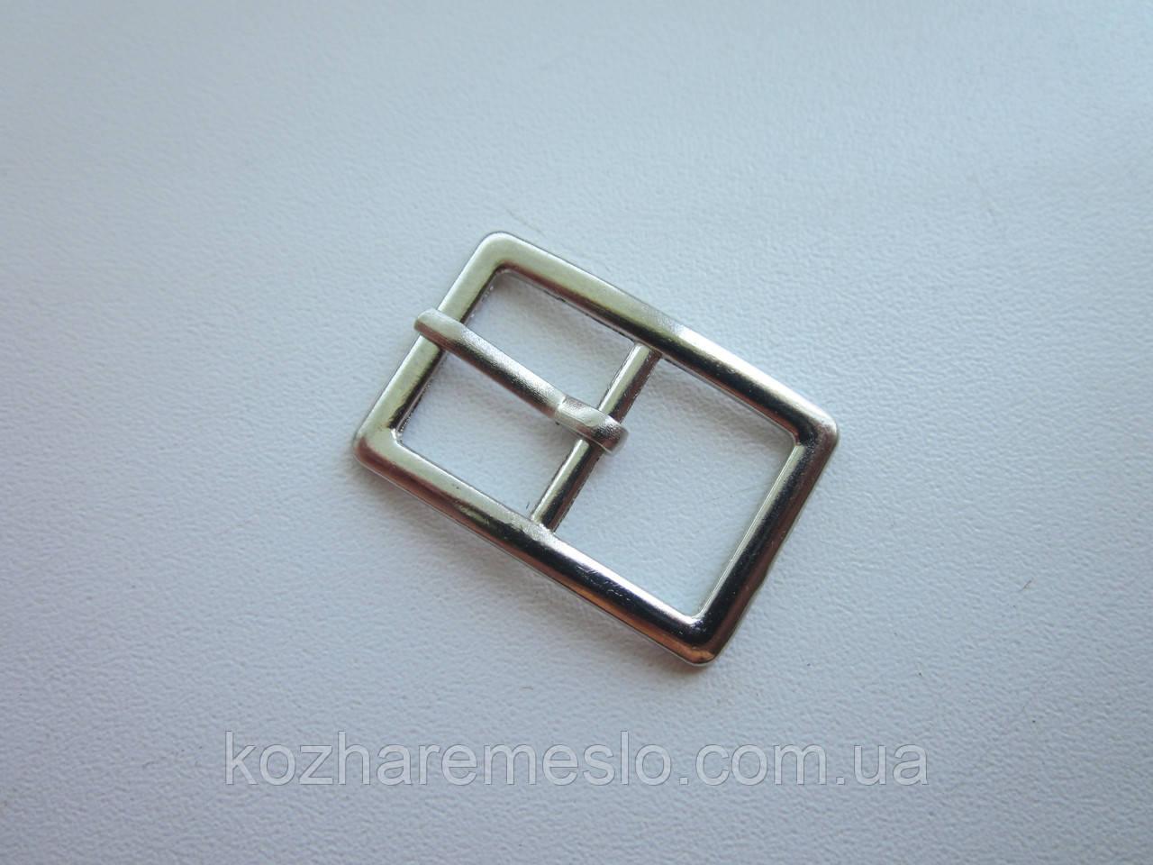 Пряжка 15.3 мм никель