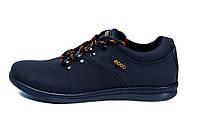 Мужские кожаные кроссовки в стиле Ecco infinity Primavera be93760a311a3