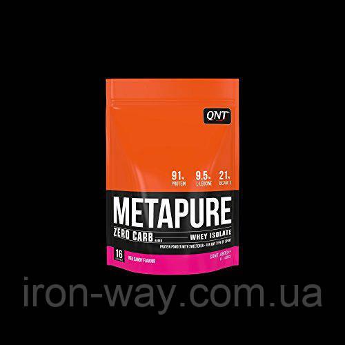 QNT Metapure ZC Isolate 480 g (Бельгийский шоколад)