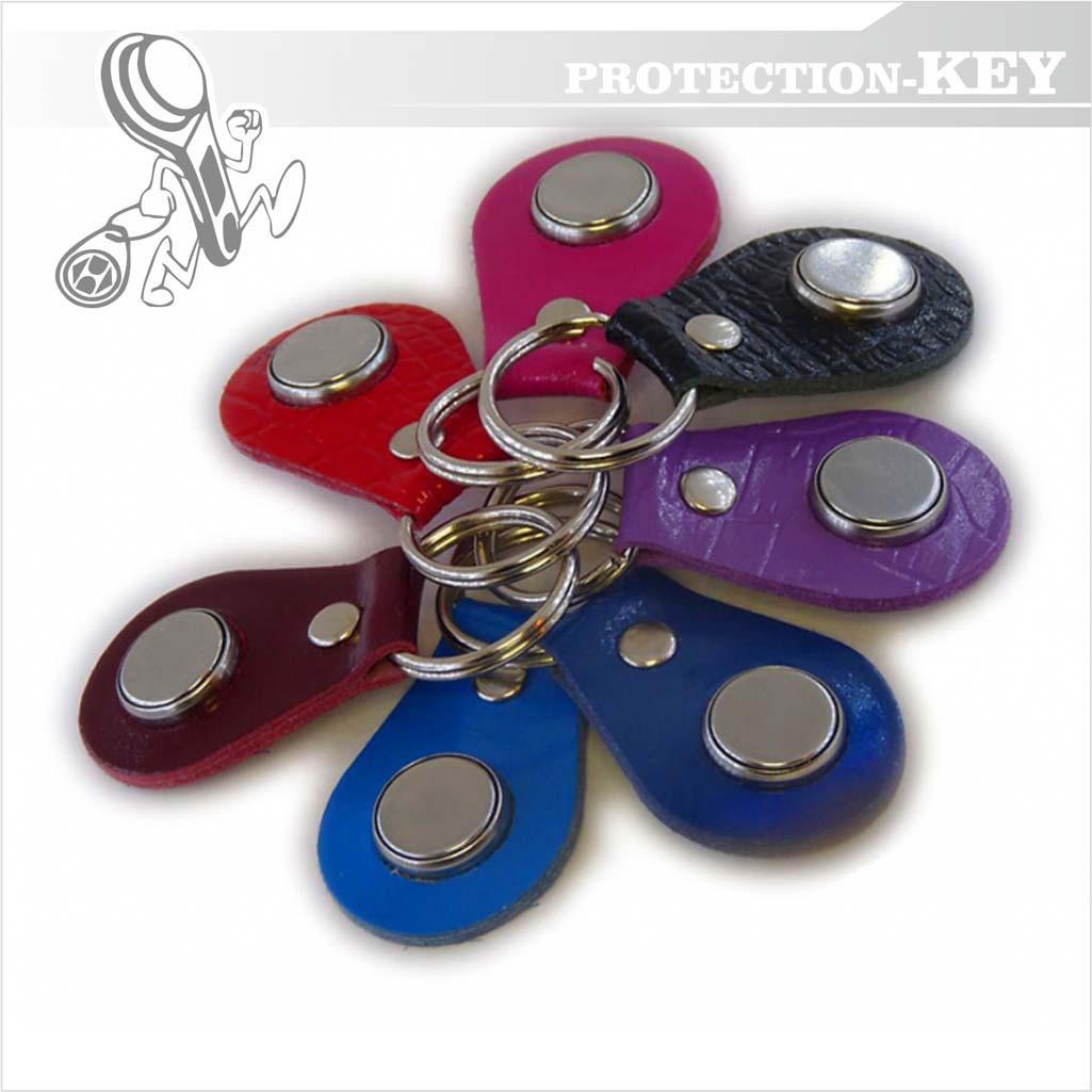 Ключ-заготовка RW 15 Кожа