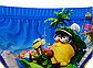 Голубые плавки для мальчика Миньоны, Despicable me, Minion made, Disney р.98, фото 2