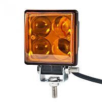 BOL0403QLA Доп LED фара BELAUTO 800Лм (точечный янтарный)