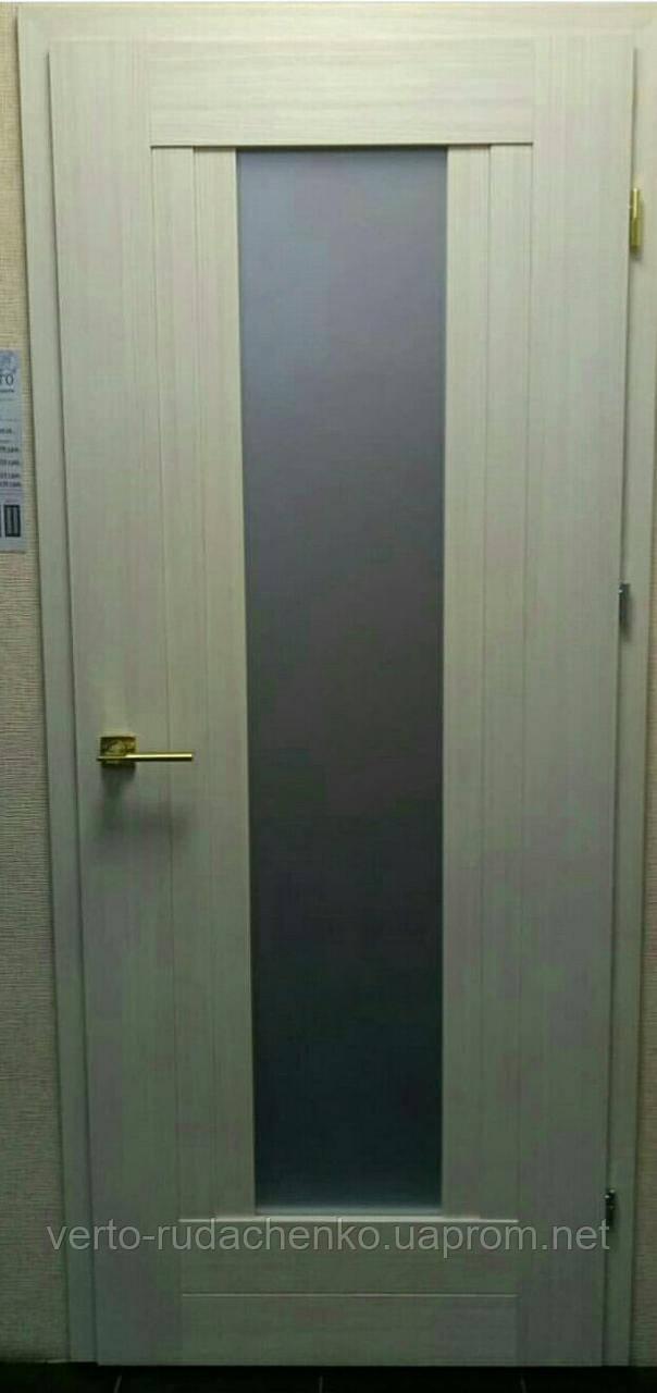 Двери Verto Лада 2А.1 цвет Кора береза «Verto LINE-3D»