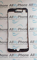 Рамка крепления дисплейного модуля для мобильного телефона Apple iPhone 7 PLUS Black