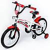 """Велосипед двухколесный Flash 16"""" T-21644 Red"""