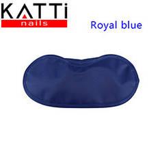 KATTI Повязка Classic Eye Shade Mask синяя