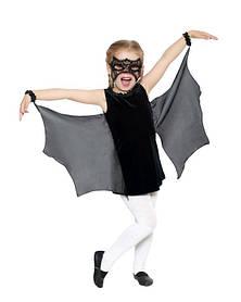 Летучая мышь. Комплект - платье, маска (2044)