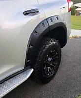 Расширители колесных арок 5,5 см - KUT SNAKE Toyota Land Cruiser 150/Prado 150