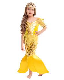 Платье Золотая рыбка (2125)