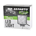 BOL0503 Доп LED фара BELAUTO Spot 1000Лм (точковий), фото 2
