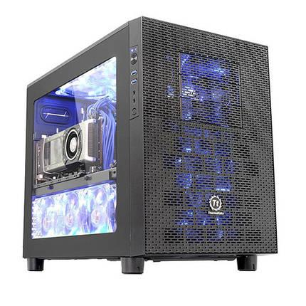 Игровой компьютер NG i5-8400 QT2 / i5-8400 / DDR4- 8Gb / SSD-120Gb / HDD-1Tb / GeForce GTX1050Ti, фото 2