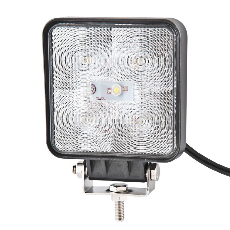 BOL0503 Доп LED фара BELAUTO Flood 1000Лм (розсіюючий)
