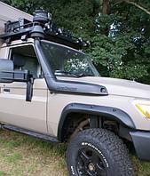 Расширители колесных арок 5cm - KUT SNAKE для Toyota Land Cruiser 79