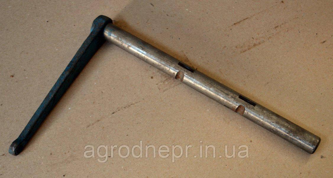 Валик  вилки выключения Т-40 Т25-1601210-Б1