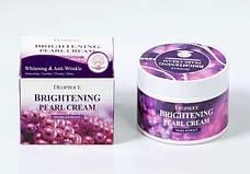 Увлажняющий крем с жемчугом для сияния кожи DEOPROCE Moisture Brightening Pearl Cream, 100 мл
